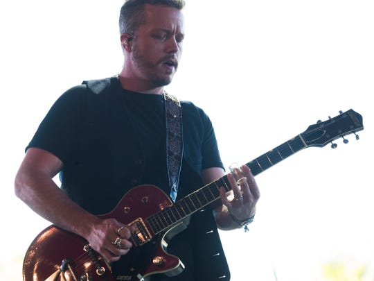 Apr 28, 2018; Indio, CA, USA; Jason Isbell and The