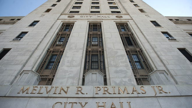 City Hall in Camden is closed today due to a power outage.
