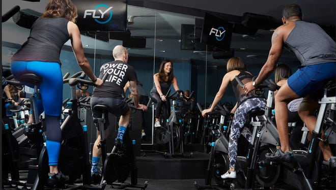 Flywheel. 30-minute class: Power 30 spin. 38 locations.