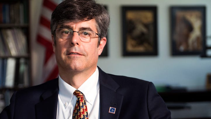 Editorial: Leadership of ORNL's Mason tough to replace