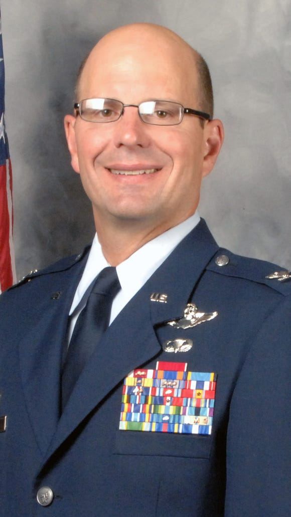 Official Portrait of Col. Raymond Kozak