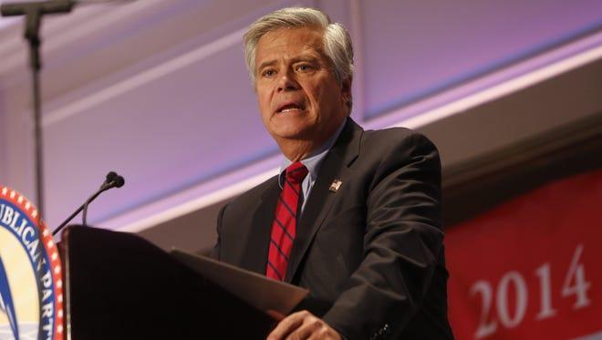 Senate Republican Leader Dean Skelos