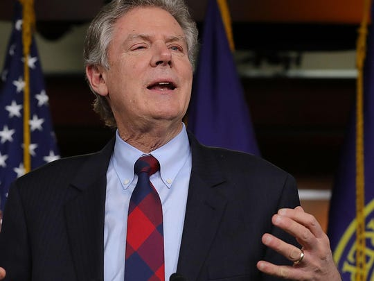Rep. Frank Pallone, D-New Jersey, chairs the House Energy and Commerce Committee