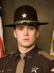Patrolman Nicholas Clevenger