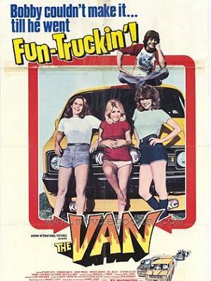 1974 'The Van' movie poster.