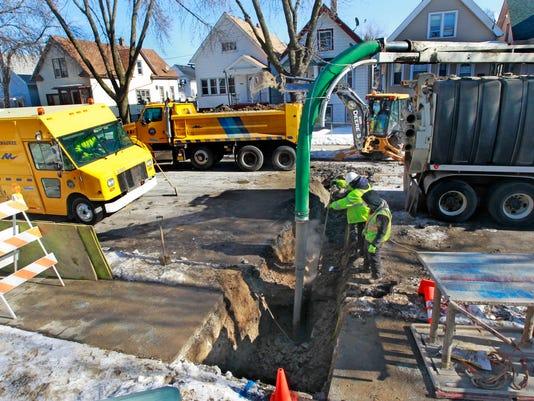Green Bay west-side water shutoff affects Southwest High