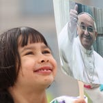 Central Jersey pilgrims rejoice in Philadelphia