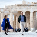 In speech to Greeks, Obama warns against nationalist impulses