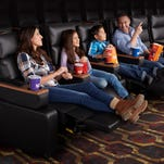 Hottest trend at the movies? Luxury theaters wine and dine moviegoers in fight for entertainment dollars