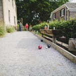 DIY project: Build your own bocce ball court