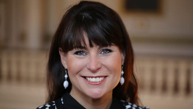 Johnna Reeder is the CEO of REDI Cincinnati, the region's economic development initiative.