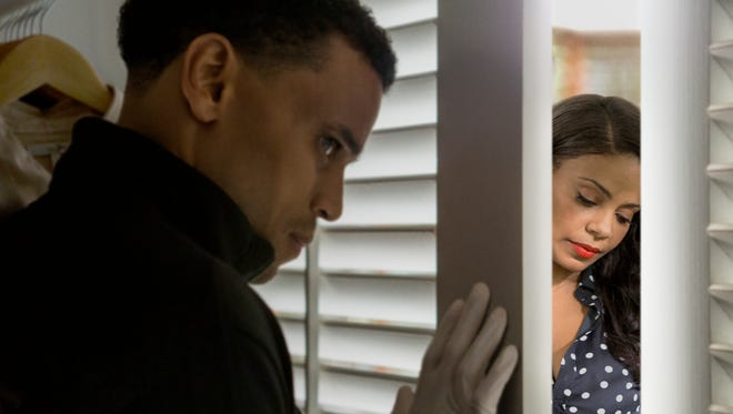 Michael Ealy and Sanaa Lathan star in 'The Perfect Guy.'