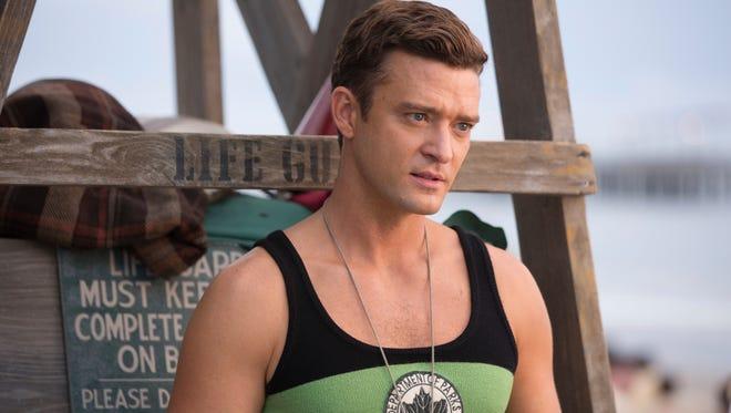 "Justin Timberlake in director Woody Allen's  ""Wonder Wheel."""