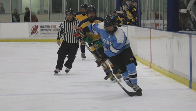 Colby Dineen had a goal in Toms River East's 3-3 tie with Toms River North Thursday.
