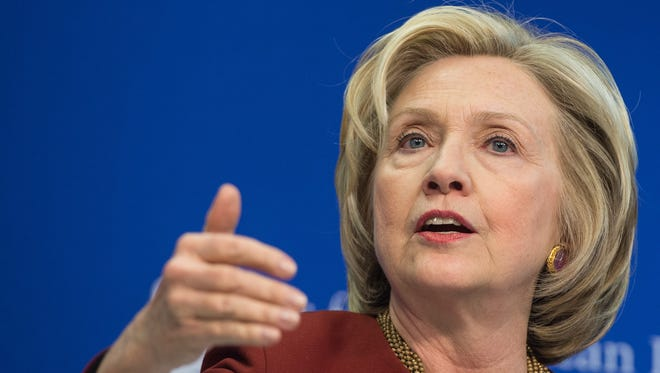 Hillary Clinton is expected to finally announce her candidacy for US president on April 12, 2015, ending prolonged speculation that she once again seeks to become the first woman elected to the White House.