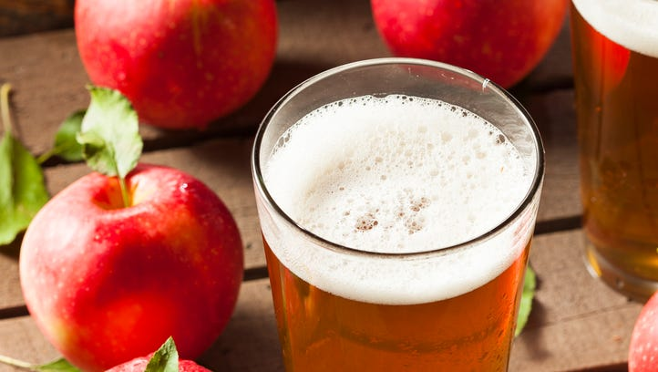 Cider & friends: The perfect fall night