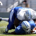 MTSU's Huff named C-USA defensive player of the week