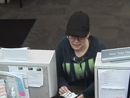 Authorities allegeTonya Barie of Glenolden, Pa., is