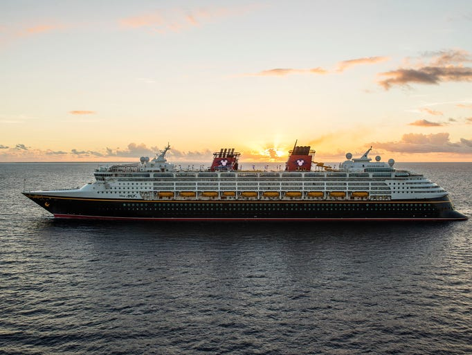 Cruise Ship Tours Inside The Revamped Disney Magic - Disney magic cruise ship