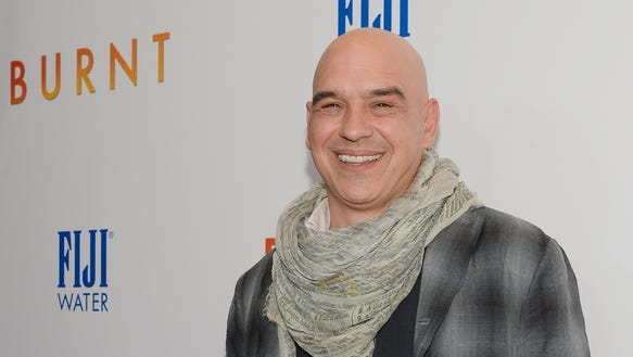 Celebrity chef Michael Symon will be on hand to kick