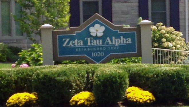 Kelly Ann Hackendahl died at Zeta Tau Alpha sorority at Indiana University's Bloomington Campus
