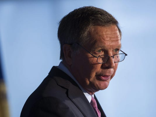 Kasich Outlines His National Security Strategy in DC