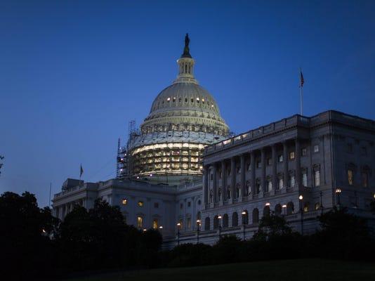 EPA USA CONGRESS GUN LEGISLATION POL GOVERNMENT USA DC