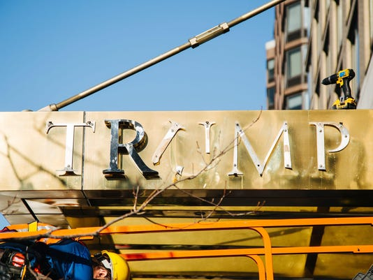Trump Name Removed From Manhattan Apartment Complex