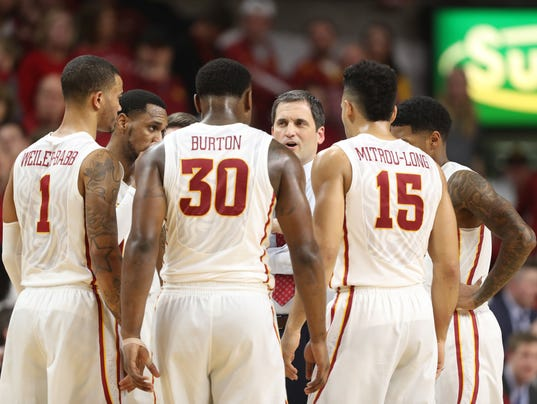 Iowa State Faces An Oklahoma State Team That S Streaking Too
