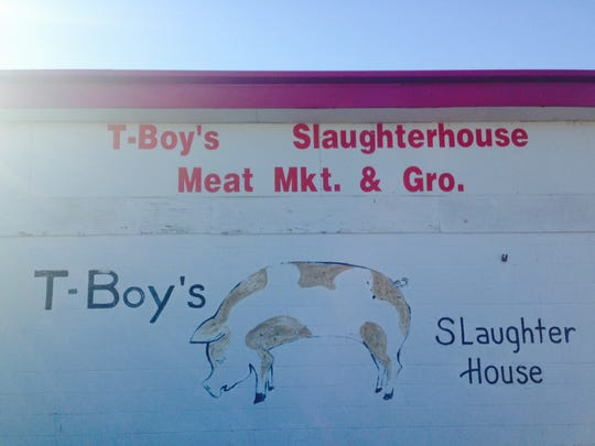 T-boy's Slaughterhouse and Meat Market in Mamou is a possible stop on an upcoming food tour through Cajun Country. Roadfood.com's Cajun Country Food Tour sold out in just three hours last week, faster than any of the previous food tours offered over the past decade.