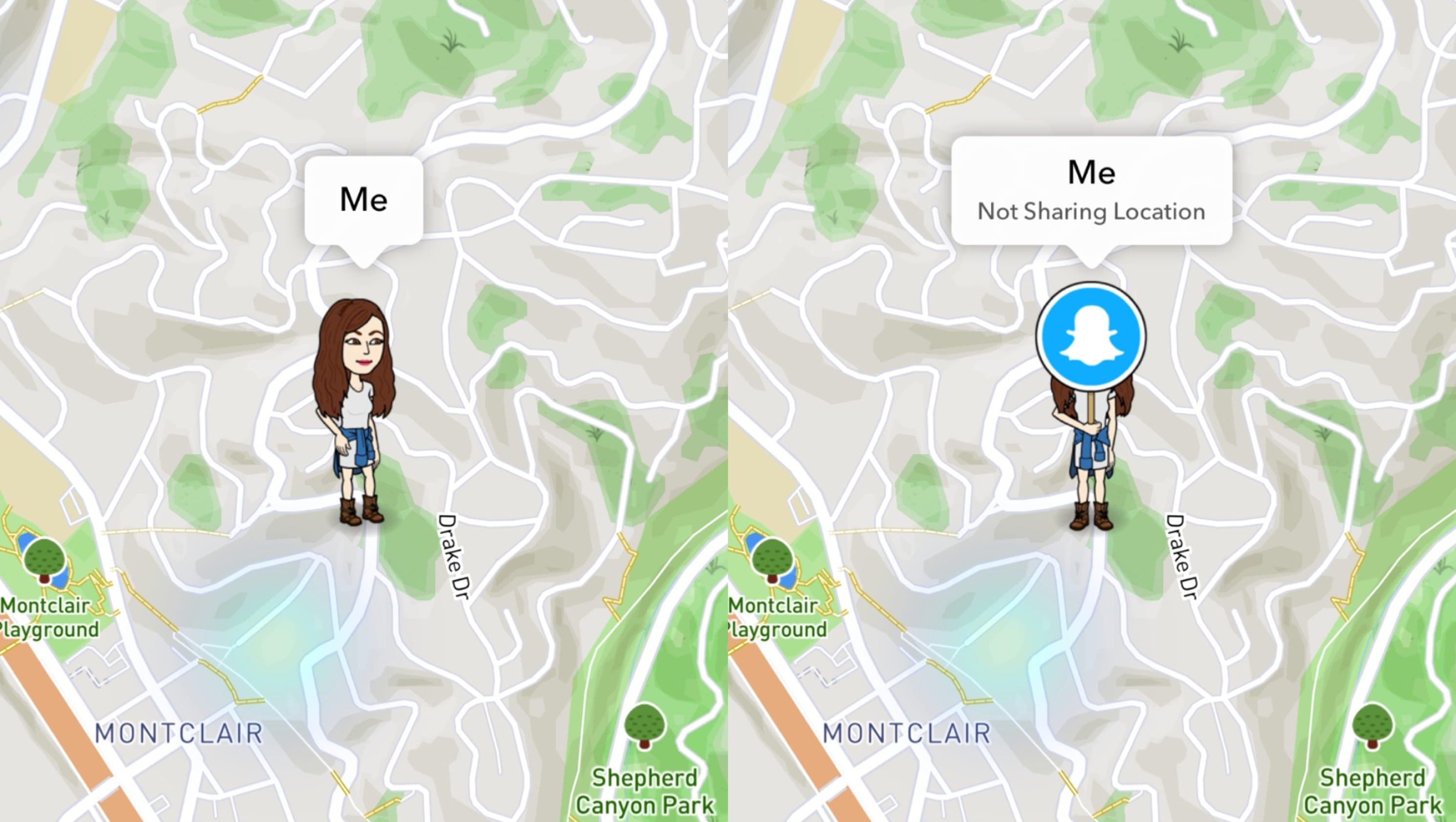 how to turn on ghost mode on snapchat