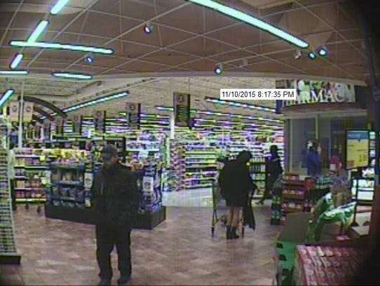 Surveillance Video Released For Binghamton Area Thefts