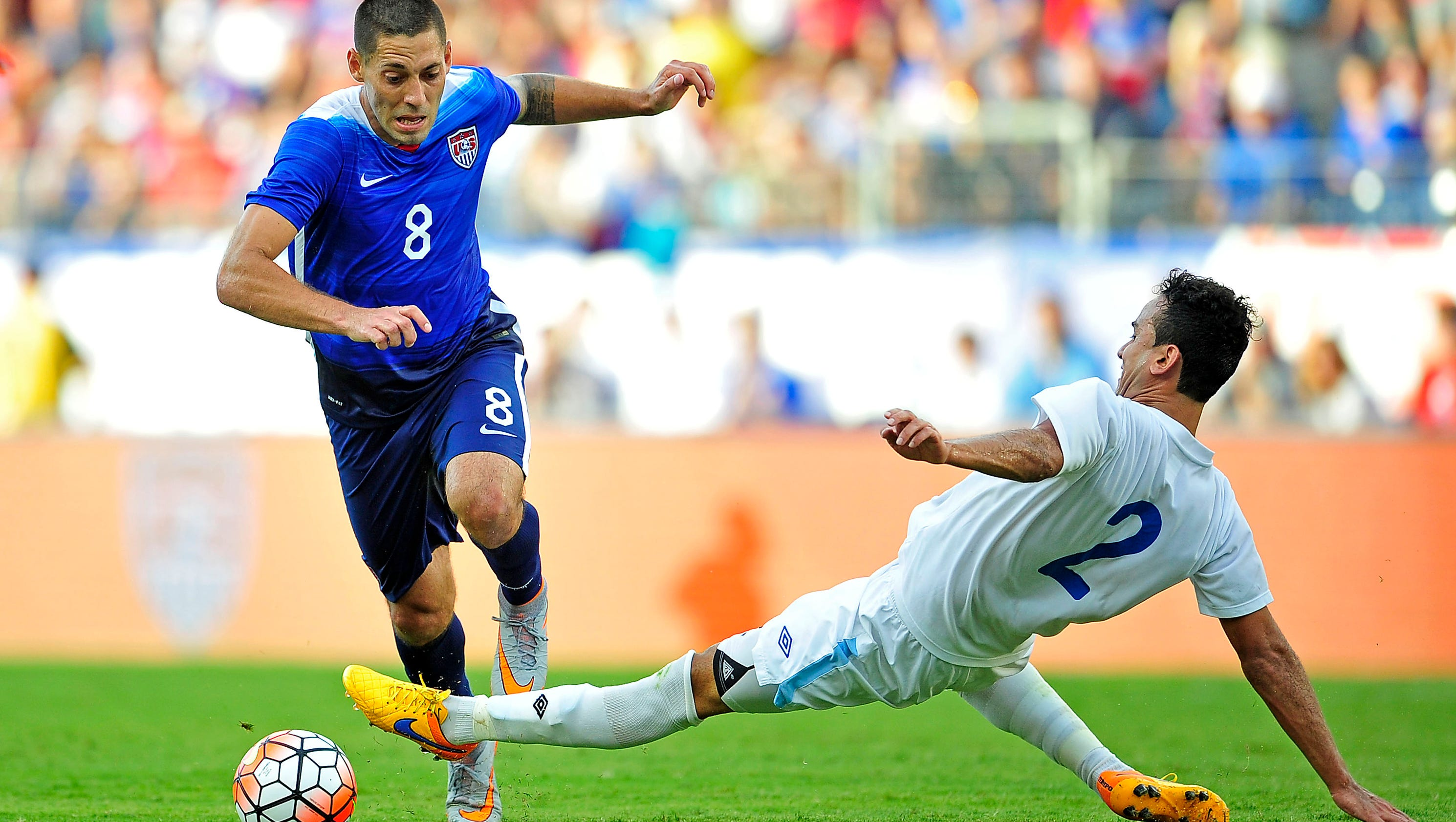 Nashville to host US Soccer in 2017 Gold Cup tournament