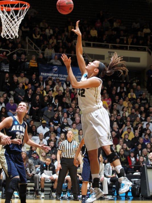 NCAA Womens Basketball: NCAA Tournament-1st Round-Akron v Purdue