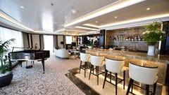 Luxury line Regent Seven Seas Cruises in 2016 debuted