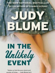 "New Jersey-raised author Judy Blume has been publishing books since 1969. Her latest best-selling novel, ""In the Unlikely Event,"" just came out in paperback."