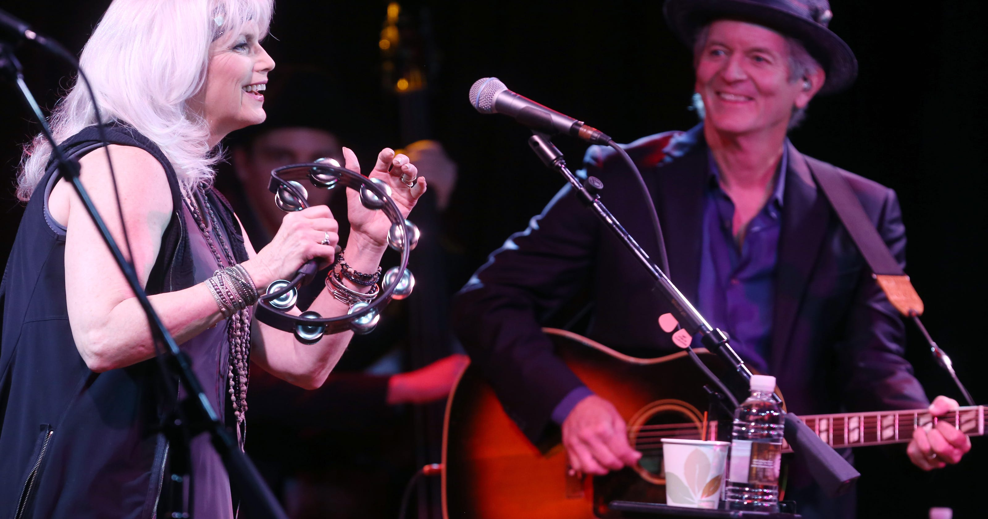 Emmylou harris rodney crowell wow sold out city winery stopboris Image collections