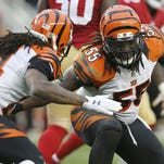 Bengals notes: Burfict's immediate impact on 3rd down
