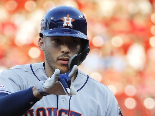 MLB: Houston Astros at St. Louis Cardinals