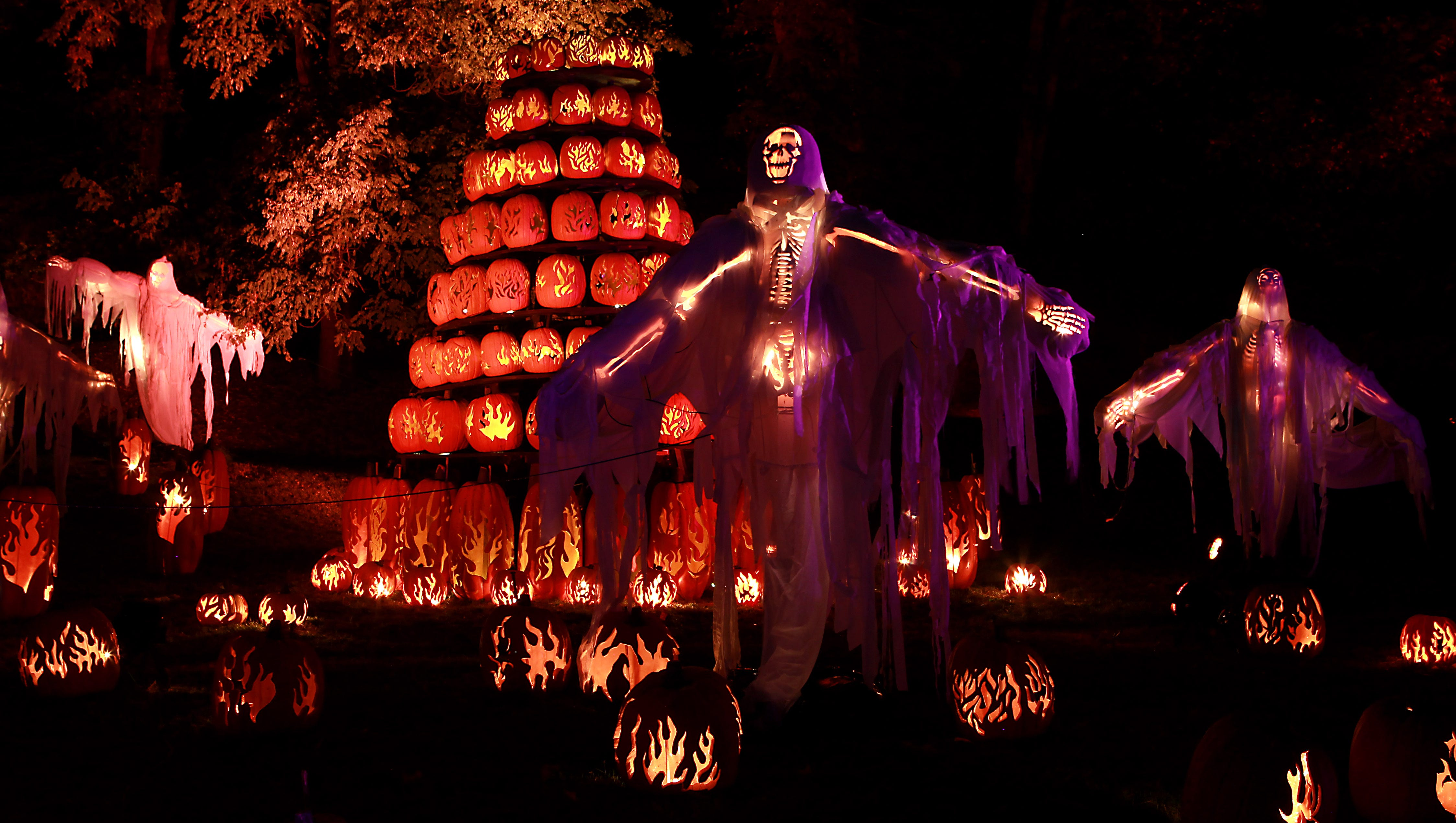 Halloween 2020 Changes West Chester Halloween 2020: Get tickets for this year's Blaze, Six Flags
