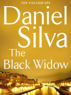 'The Black Widow'  by Daniel Silva
