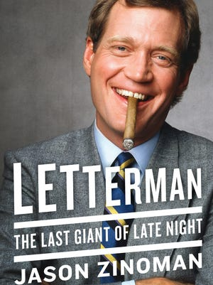'Letterman' by Jason Zinoman