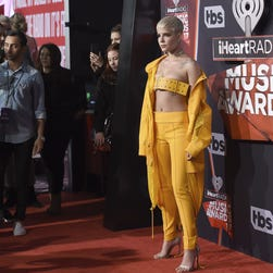 The 'underboob' trend pops off beaches on to red carpets, catwalks, social media