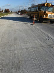 Northville Township's Six Mile Road, from Haggerty west to Northville Road, is almost ready to be completely reopened after a summer and fall-long reconstruction effort.