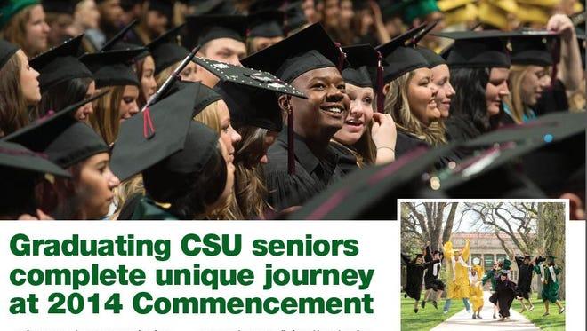 2014 CSU Commencement