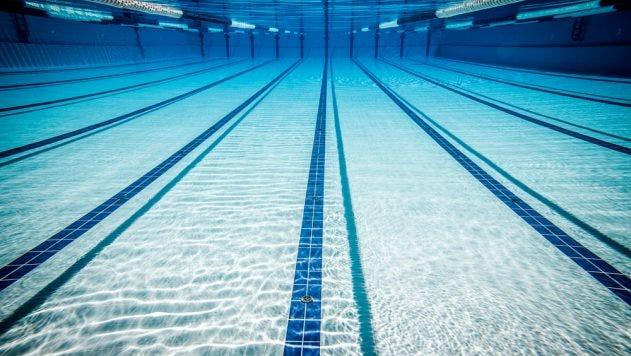 Swim logo.