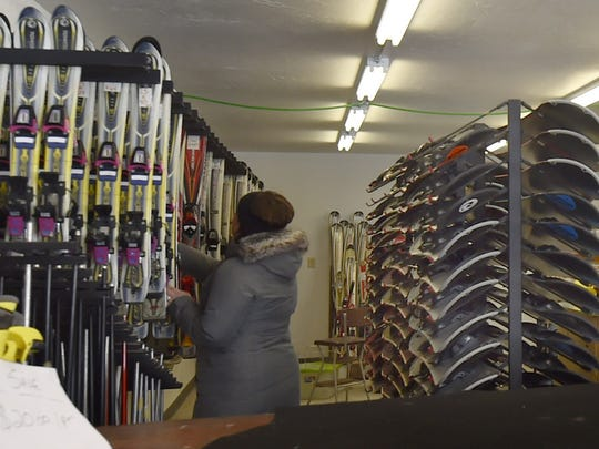 Ski and snowboard equipment for all ages is available for rent at. Winter Park.