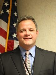 Ottawa County Commissioner Mark Stahl