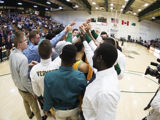 Lyndon State vs. Vermont Men's Basketball 11/19/16