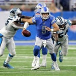 Eight takeaways from Detroit Lions' loss to Carolina Panthers